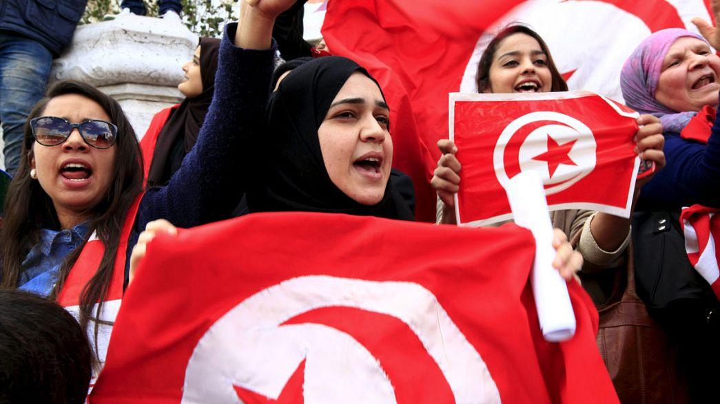"""Fête de l'Indépendance en Tunisie : """"On n'a pas peur des terroristes"""""""