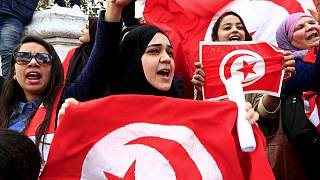 Tunisia marks independence day in defiance of attacks
