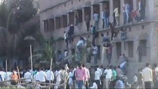 تقلب در امتحانات به روش هندی