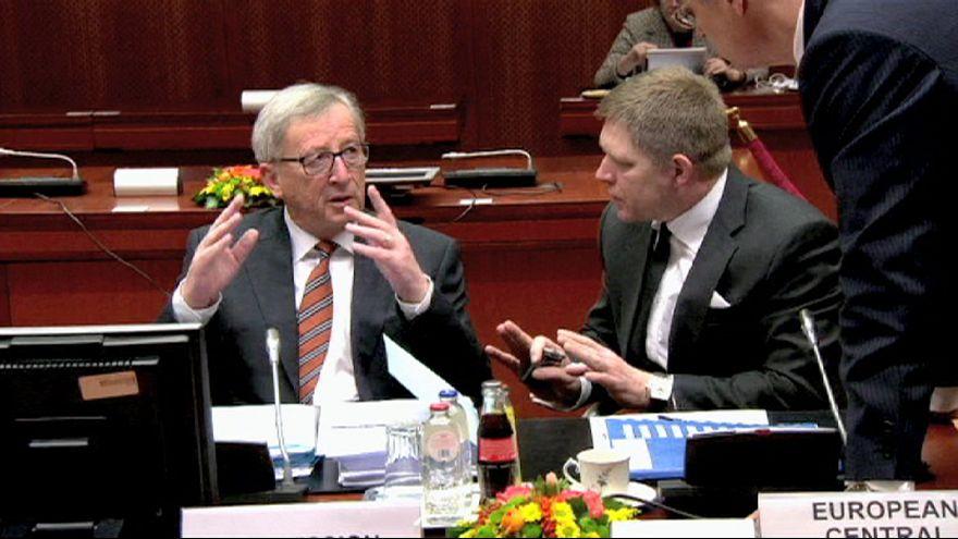 تونس و أوكرانيا في صلب مباحثات قادة اوروبا في قمتهم التي انعقدت على مدى يومين في بروكسل