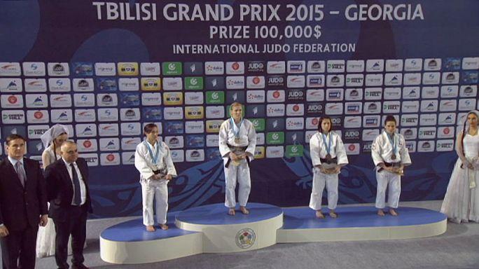 Cherniak rafle l'or à Tbilisi