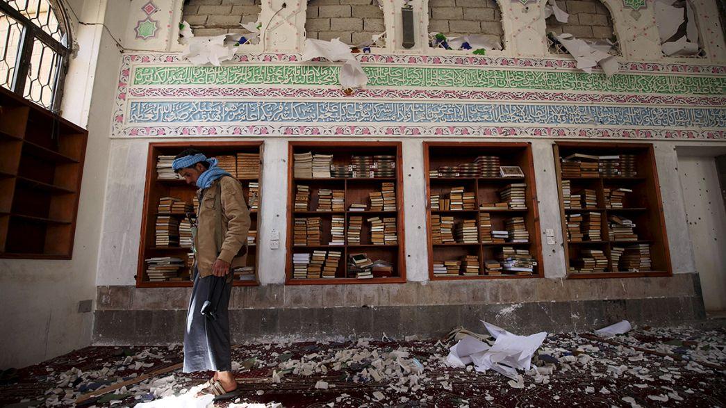 Iémen: EI iinflama guerra civil com triplo atentado suicida em Sanaa