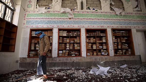 Yemen rocked by multiple suicide bombings at mosques