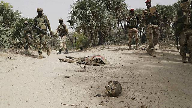Nigeria: Dozens of corpses found in town re-taken from Boko Haram