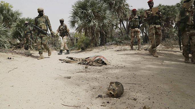 A Boko Haram tömeges mészárlásának nyomát találták meg Nigériában