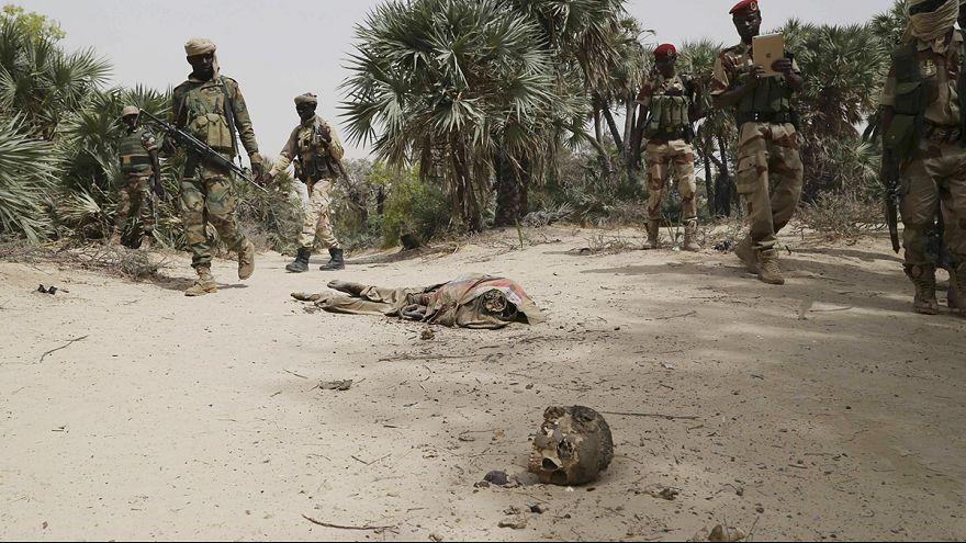 Hallados 70 cadáveres, algunos decapitados, en una ciudad liberada de Boko Haram