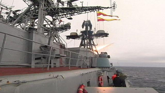 Rusya ve ABD'den karşılıklı güç gösterisi