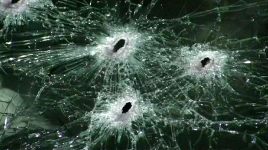 مقتل 10 أشخاص في المكسيك في اشتباك بين عصابة مسلحة والشرطة