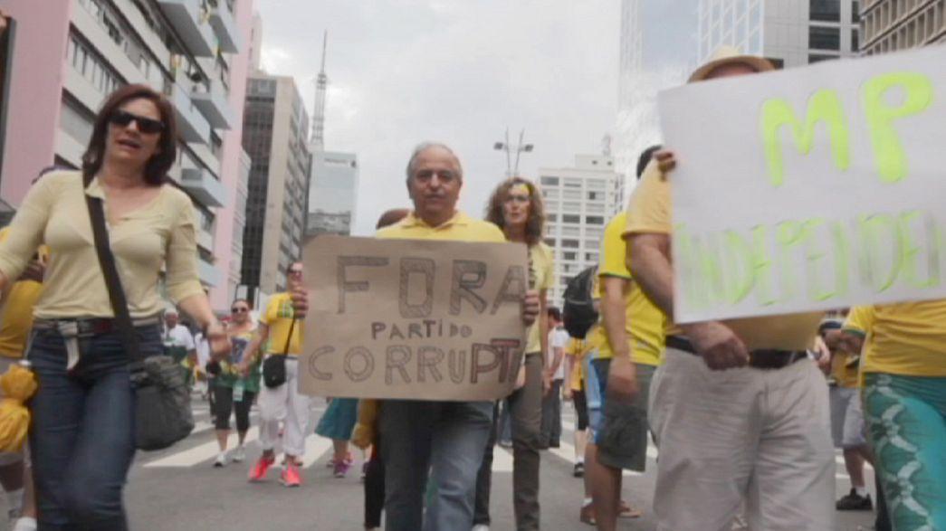 Brasil contra la corrupción