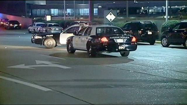 Un homme muni d'une machette agresse trois agents à l'aéroport de la Nouvelle-Orléans