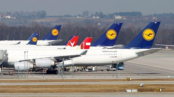 Lufthansa pilotları grevde kararlı