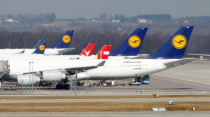 Lufthansa flight disruptions may continue into Sunday