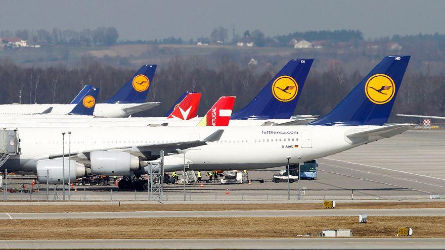 Pilotenstreik: Fast die Hälfte der Lufthansa-Langstreckenflüge gestrichen