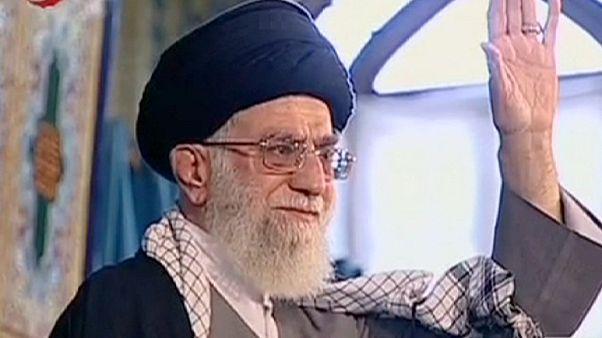 Ajatollah Chamenei hetzt gegen die USA