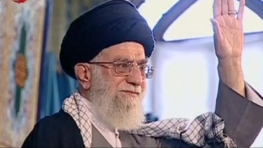 'Death to America': Iran's Supreme Leader accuses the US of 'bullying'