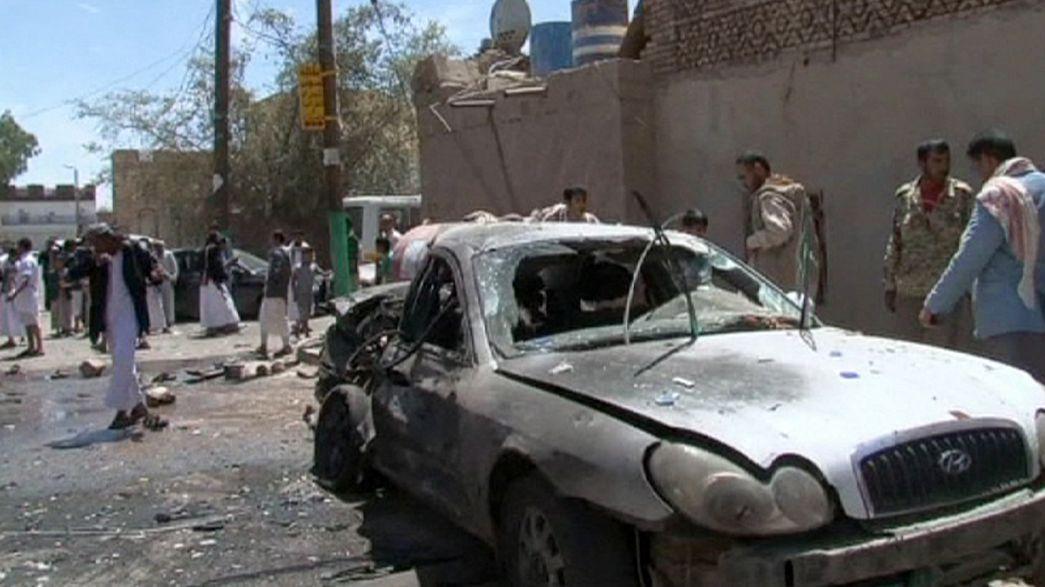 """Yémen : le président accuse les """"extrémistes"""" de semer le chaos"""