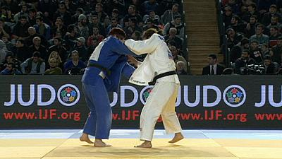Judo titles tumble at Tiblisi's Grand Prix tournament