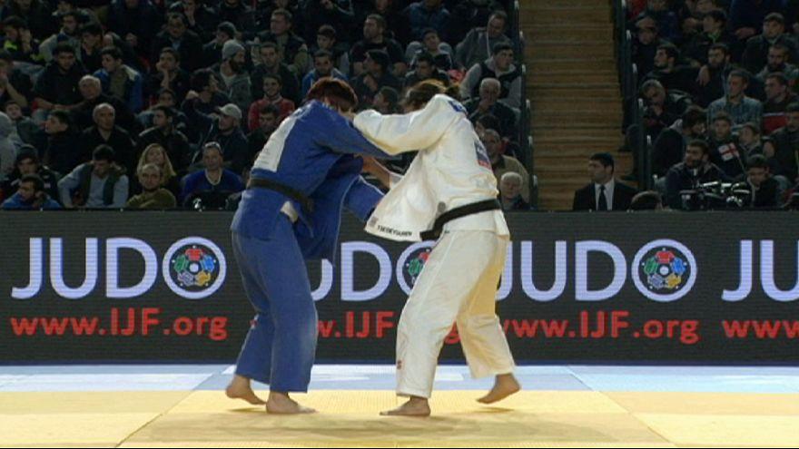 Judo: Tina Trstenjak triunfa em Tbilissi