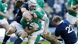 Free-scoring Ireland seal title despite England's record win