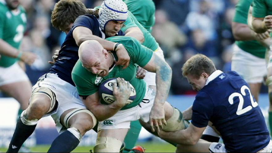 Free-scoring Ireland seal title despite England's record win