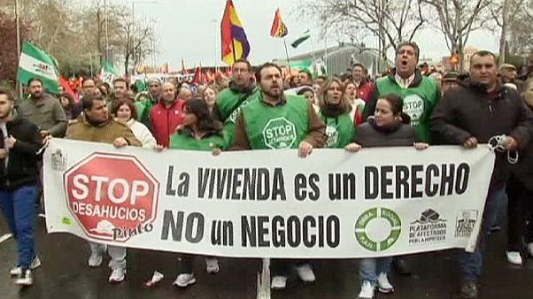 La Marcha por la Dignidad vuelve a Madrid