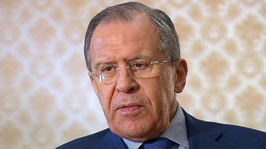 Lavrov: Ukrayna'nın doğusuna BM barış gücü istemiyoruz