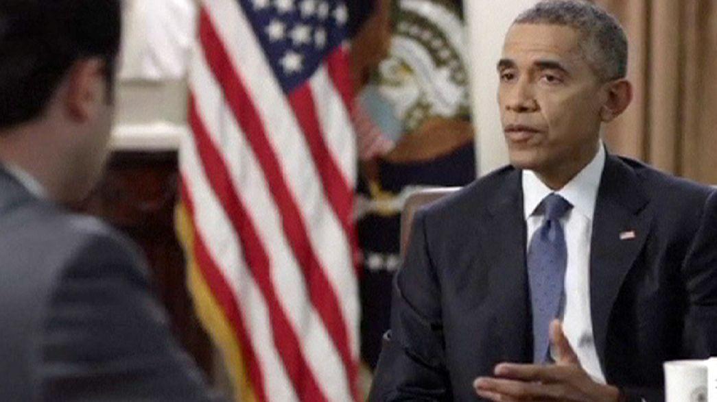 Obama confirma que revisará su política en Oriente Medio ante sus discrepancias con Netanyahu