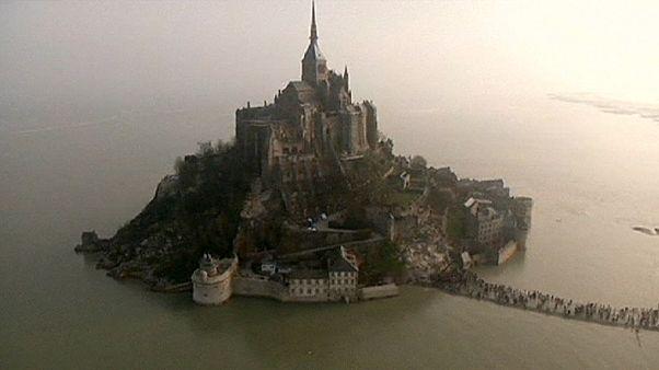 """Jahrhundertflut"" in Frankreich"