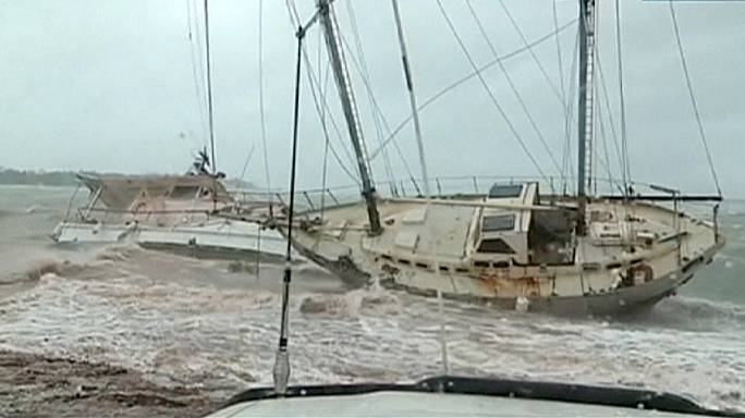 Australia's Northern Territories battered by Cyclone Nathan