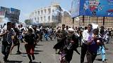 Yemen'de Şii milisler Taiz Havaalanı'nı kontrol altına aldı