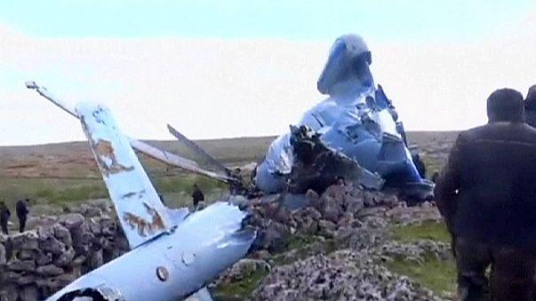 Nach Hubschrauber-Absturz: Syrische Piloten von Islamisten gefangen genommen