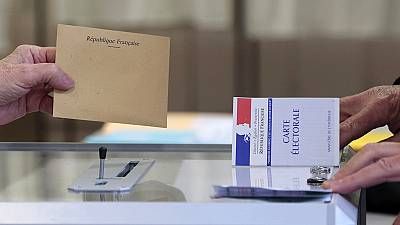 France regional elections: exit polls put Sarkozy's UMP in lead