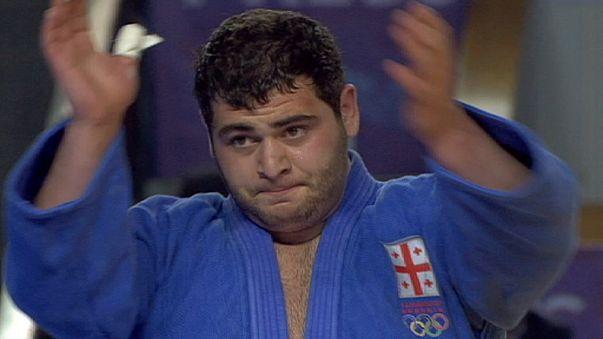 Judo : Tcheuméo en argent à Tbilissi