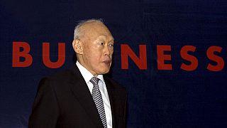 Fundador de Singapura Lee Kuan Yew morre aos 91 anos