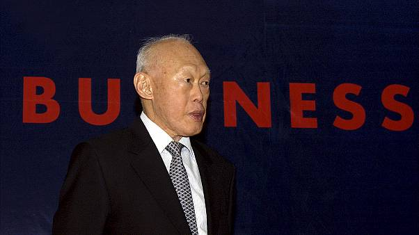 Singapur: Erster Premier Lee Kuan Yew gestorben