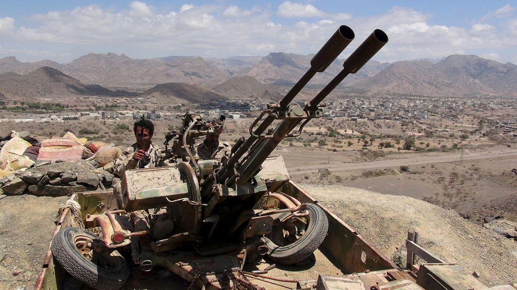Yemen. Onu legittima Presidente Hadi e condanna azioni ribelli Houthi