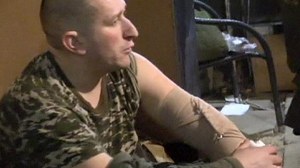 Восток Украины: обмен обвинениями и ударами