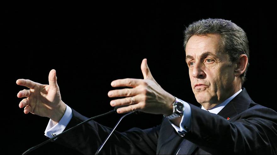 Sarkozy's UMP party knocks National Front into second place in French local elections