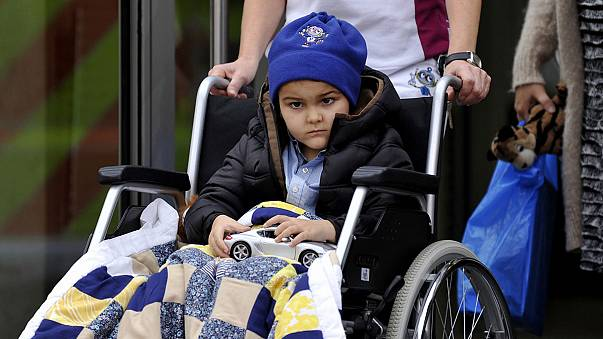 Ashya King 'free from cancer' 7 months after leaving Britain