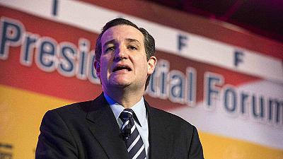Republican Ted Cruz to fight for the White House