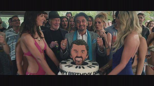 """Al Pacino, alias """"Danny Collins"""", rock star has been"""