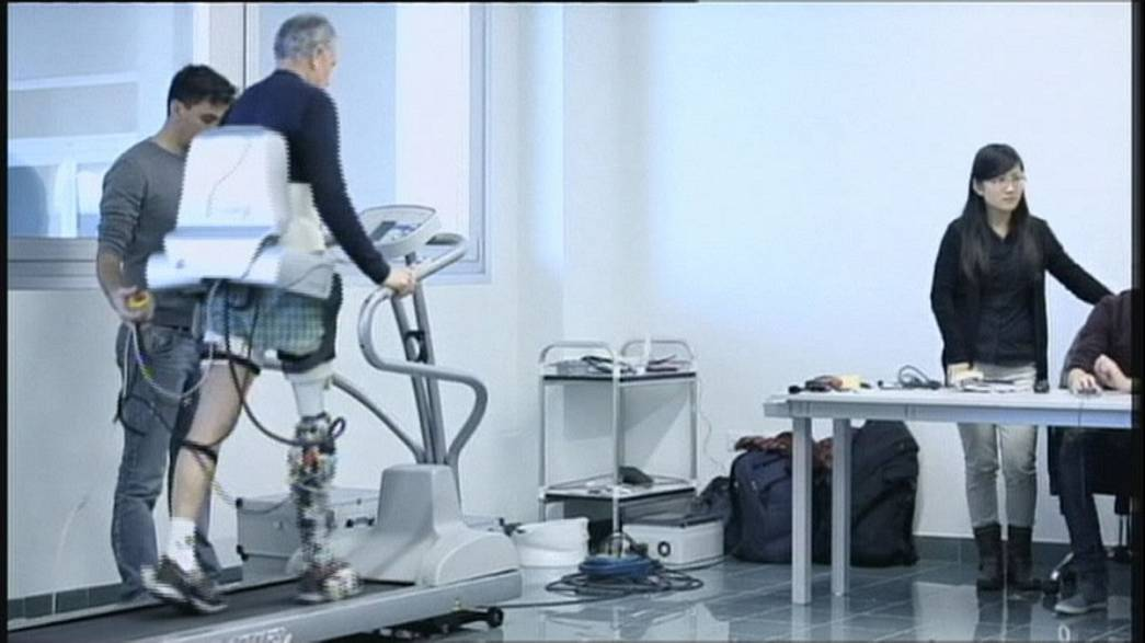"""""""Cyberlegs"""", un nuevo tipo de piernas biónicas"""