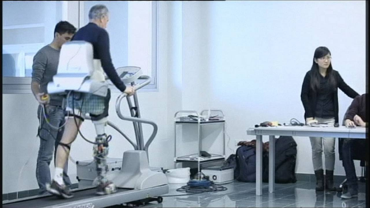 Gehen mit Prothese: Wissenschaftler erforschen neue Wege