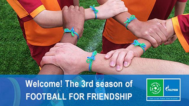 Football for Friendship expands to Asia