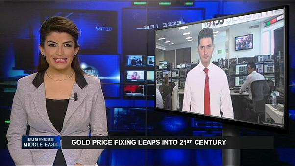 La cotización del oro se encauza en la era digital