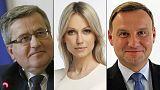 Pologne : la campagne présidentielle bat son plein