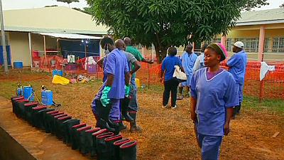 Ebola virus one year after disease declared in Guinea