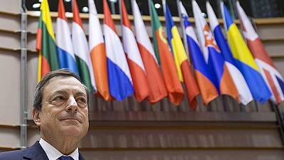 Draghi defends ECB stimulus programme
