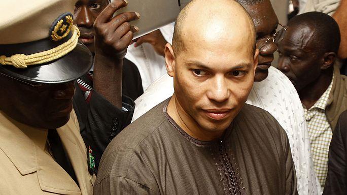 Karim Wade son of former president of Senegal jailed