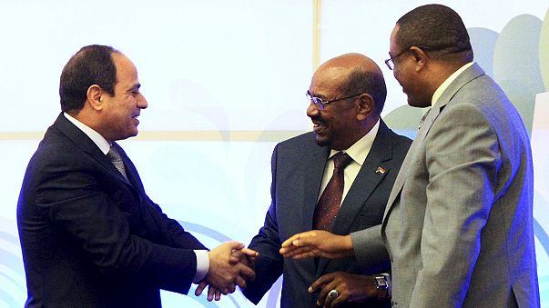 Sudão, Egito e Etiópia com acordo de princípios sobre a barragem da Grande Renascença